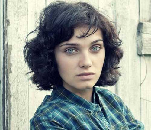 Short Wavy Hairstyle-15