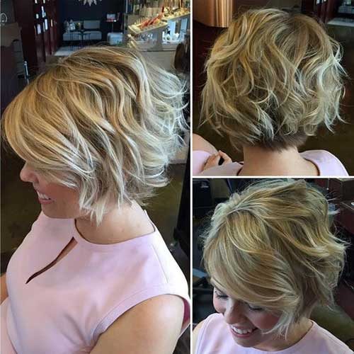 Wavy Short Hairstyles-15
