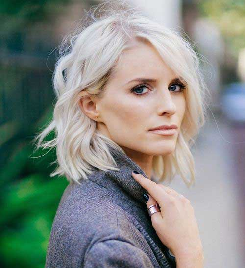 Marvelous Blonde Bob Hairstyles For New Looks Short Hairstyles 2016 2017 Short Hairstyles Gunalazisus