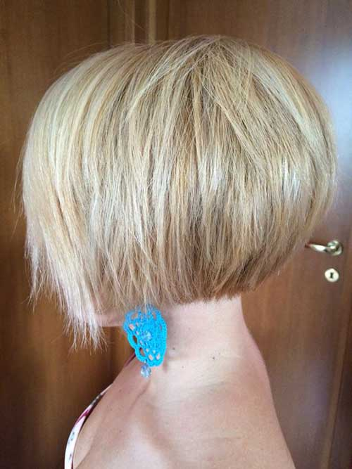 Short Straight Hair Styles-15