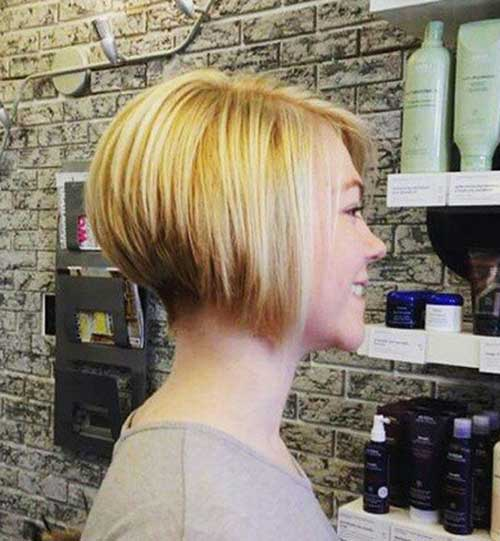 Inverted Bob Hairstyles-17