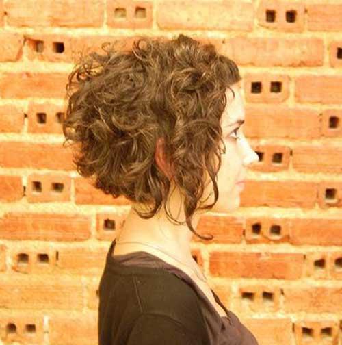 Short Curly Hair-17