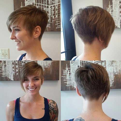 Trendy Pixie Cut Styles-19