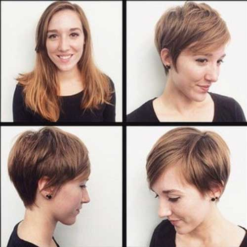 Short Haircuts for Girls-20