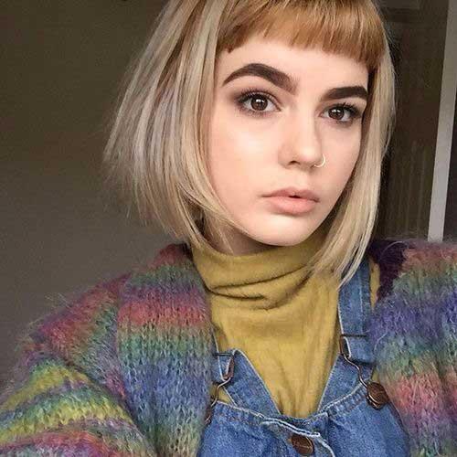 Womens Short Haircuts-24