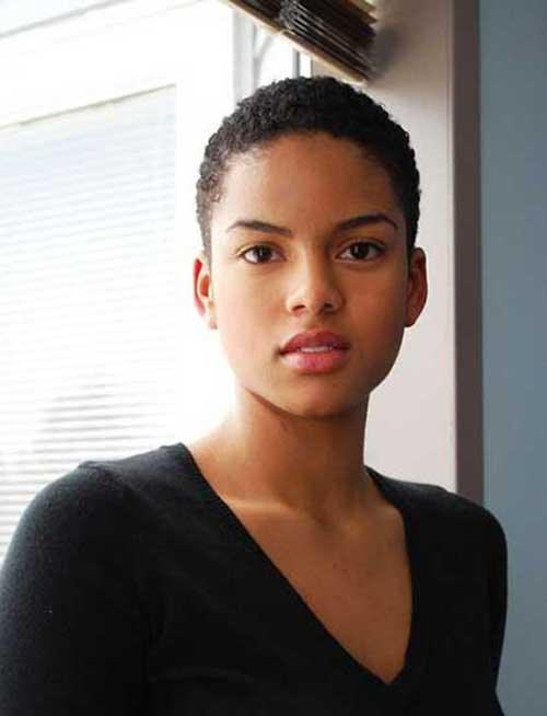 Short Hairstyles Black Women-7