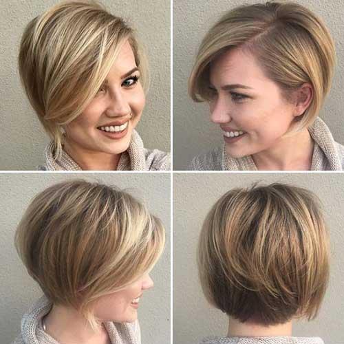 Short Straight Hair Styles-7