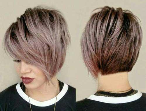 Short Straight Hair Styles-8