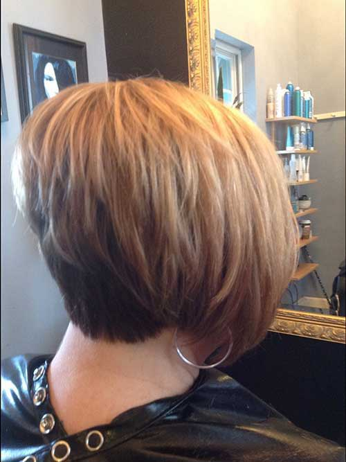 Stacked Bob Haircut-8