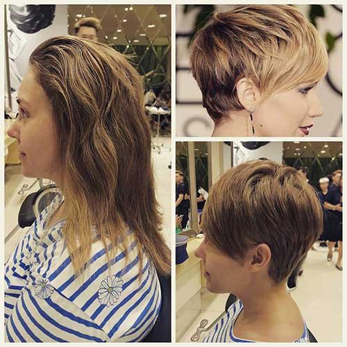 Trendy Pixie Cut Styles-9