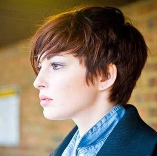 Short Haircuts for Girls-9