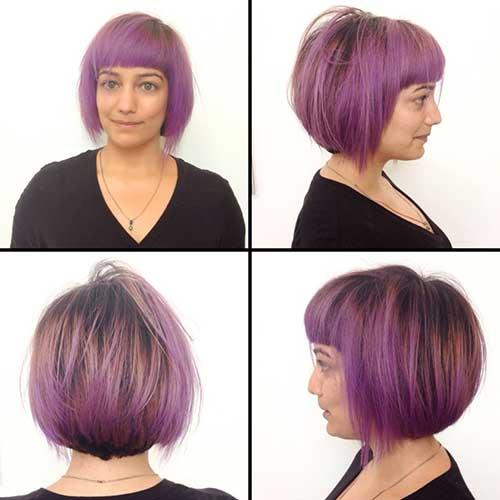 Short Straight Hair Styles-9