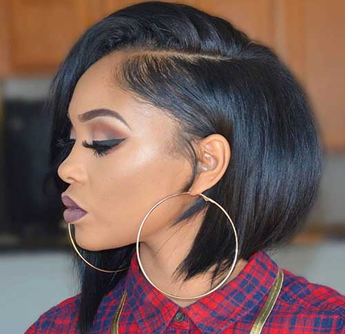 15+ Black Girls with Short Hair | Short Hairstyles 2017