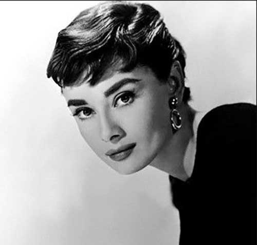 10 Audrey Hepburn Pixie Cuts Short Hairstyles 2017
