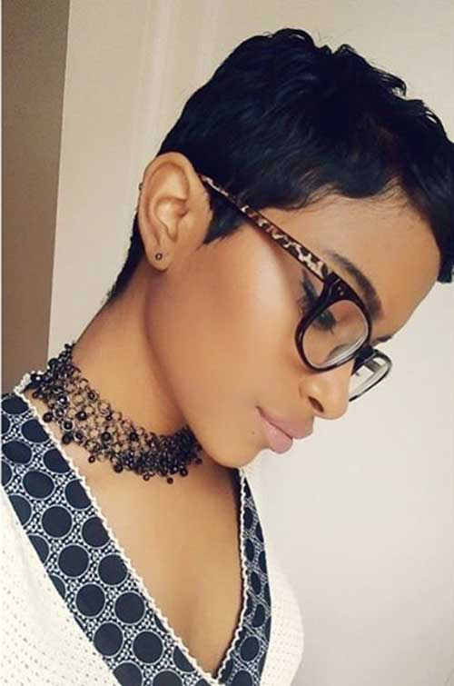 Pleasing 25 Girls Short Haircuts Short Hairstyles 2016 2017 Most Short Hairstyles For Black Women Fulllsitofus