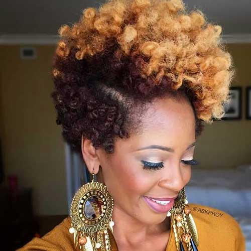 15+ Black Girls with Short Hair