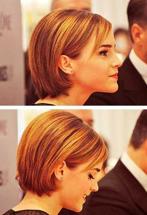 Bob Cut Simple and Cute Hairstyles Ideas