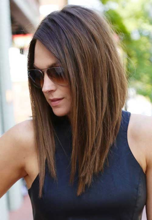 Hairstyles 2017 Brunette : 15 Popular Brunette Bob Hairstyles Short Hairstyles 2016 - 2017 ...