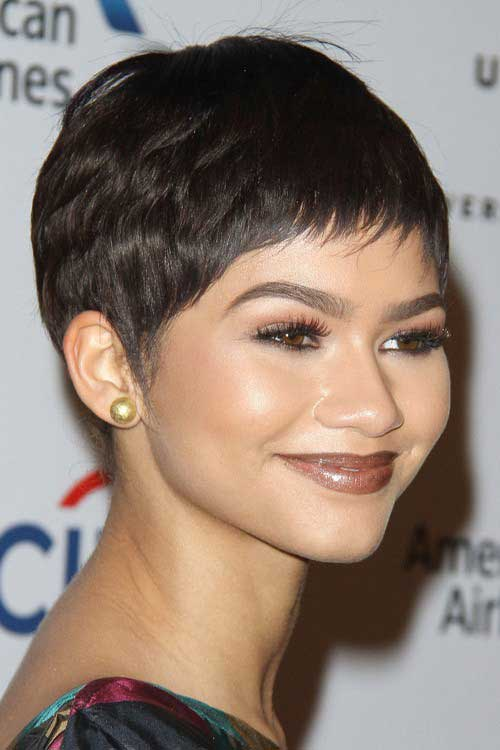 how to cut a pixie style haircut