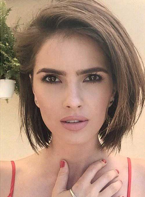 Chic Girls Bob Haircuts