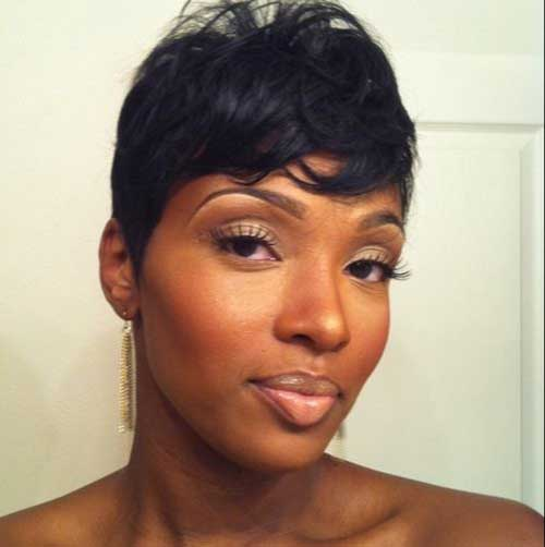 Best Chic Short Haircuts for Black Girls