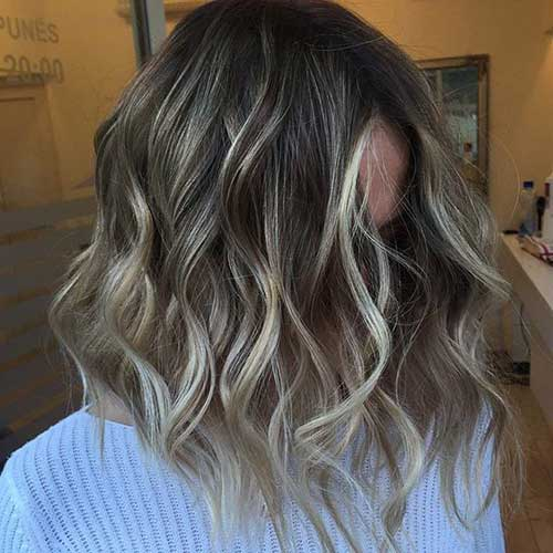 Cool Ash Blonde Bob Color Ideas