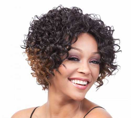 Surprising 15 New Short Curly Weave Hairstyles Short Hairstyles 2016 2017 Short Hairstyles For Black Women Fulllsitofus