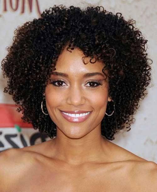 Best Curly Short Weave Hairstyles