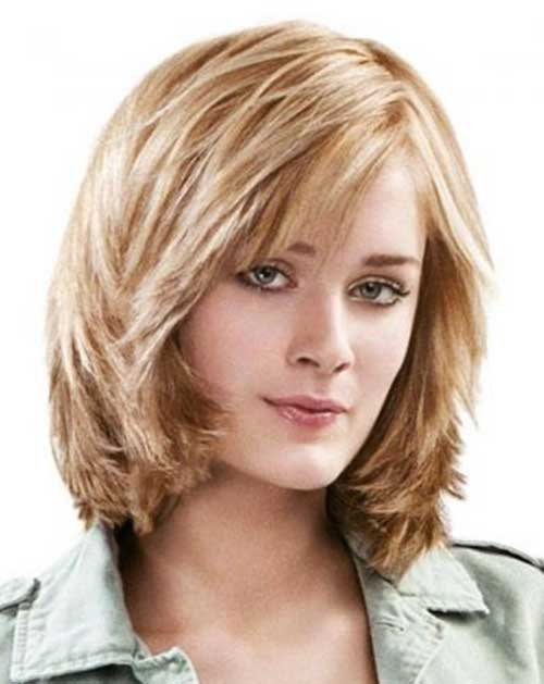 Excellent 15 Cute Hairstyles For Short Layered Hair Short Hairstyles 2016 Short Hairstyles Gunalazisus