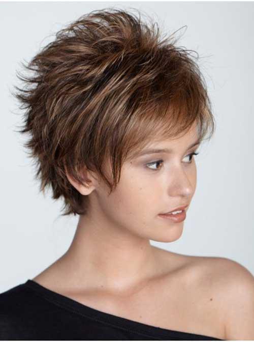 Remarkable 15 Cute Short Hair Styles Short Hairstyles 2016 2017 Most Short Hairstyles Gunalazisus