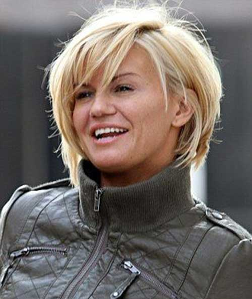 Cute Hair for Layered Short Cut Ideas
