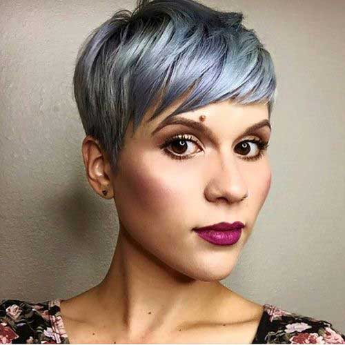 Cute Pixie Hair for Layered Short Hairstyles