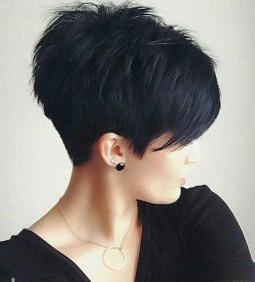Brilliant Cute Hairstyles For Short Hair 2014  2015  Short Hairstyles 2016