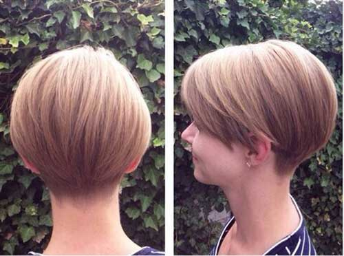 Cute Bob Simple Hairstyles for Short Hair