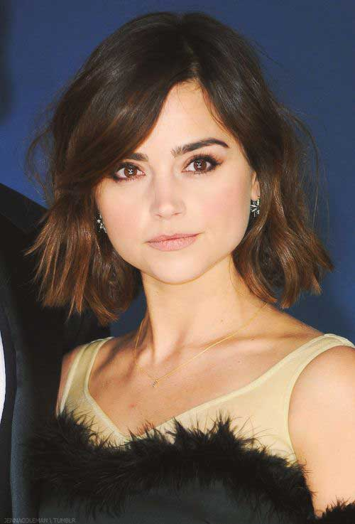 Girls Short Cute Bob Hairstyles