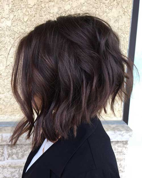 Really Popular 15 Inverted Bob Hairstyles Short Hairstyles 2016 2017