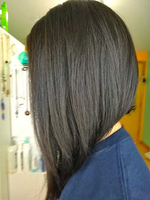 Awe Inspiring 20 Inverted Bob Haircuts Short Hairstyles 2016 2017 Most Hairstyles For Women Draintrainus