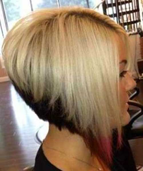 inverted bob hair style stacked bobs 50 hairstylegalleries 2413
