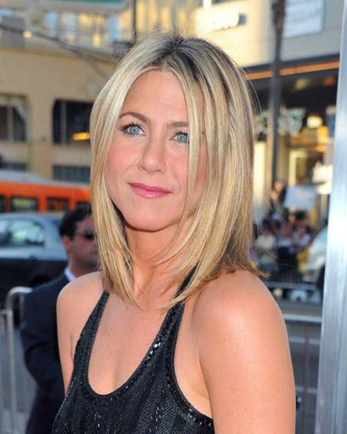 Jennifer Aniston Stylish Bob Haircuts