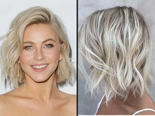 Julianne Hough Style Short Hair Color