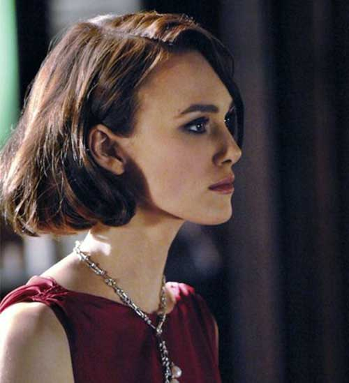 Keira Knightley Style Short Hair Pictures