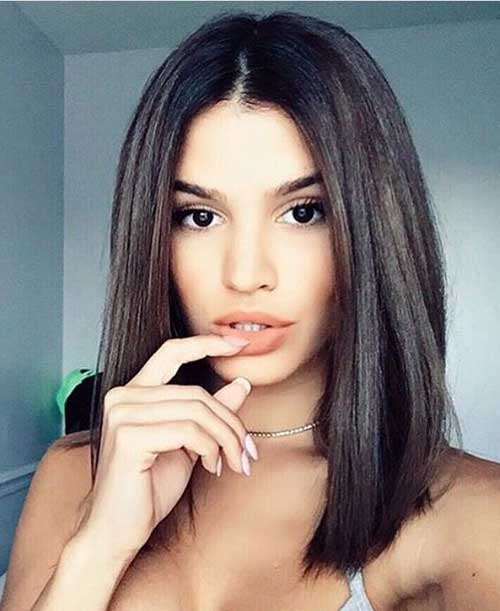 Prime 25 Best Long Bob Hair Short Hairstyles 2016 2017 Most Hairstyle Inspiration Daily Dogsangcom