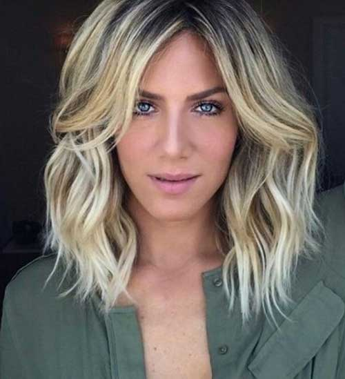 Hairstyles 2017 Long Bob : bob 21 layered long hair bob 22 long bob styles