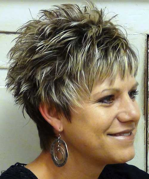 15+ Short Hair Cuts For Women Over 40 | Short Hairstyles