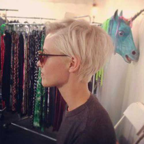 15 Short Blonde Hair Cuts