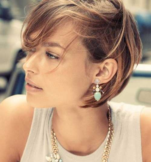 25 Short Bob Hairstyles For Women Short Hairstyles 2016 - 2017 ...