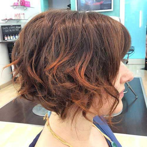 Best Short Bob Wavy Hairstyles for Women