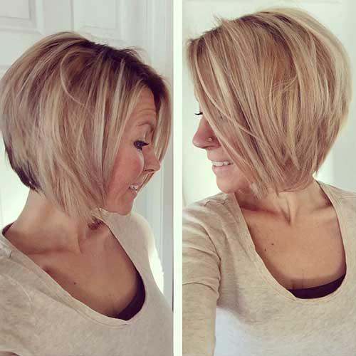 Nice Short Bob Hair