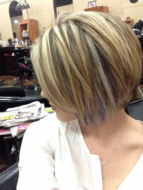 Straight Short Bobs for Women