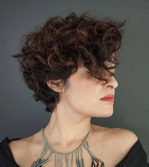 style for short curly hair curly hair pics to help you create a new look 2577 | Short Curly Hairstyle